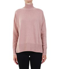 jil sander cashmere sweater pink