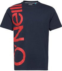 lm o'neill t-shirt t-shirts short-sleeved blå o'neill