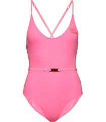 madison baddräkt badkläder rosa love stories