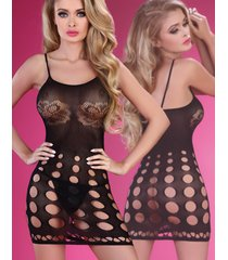 * livco corsetti zwart jurkje afraima