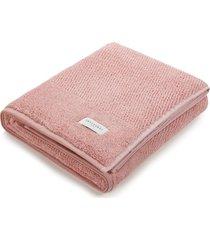 toalha de rosto casteli rosato trussardi   pronta entrega