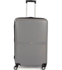 maleta de viaje pequeña rígida con cuatro ruedas giratorias 94112