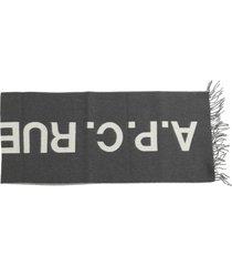 a.p.c. scarf