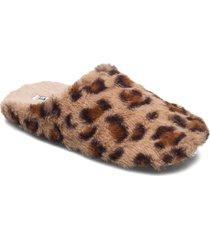 biadaci homeslipper slippers tofflor brun bianco