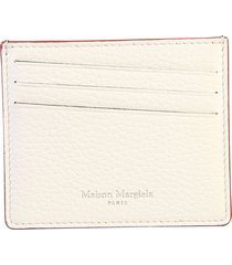 maison margiela branded card holder