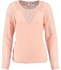 vero moda blouse tropical peach