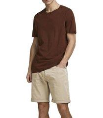jack & jones men's denim rick shorts