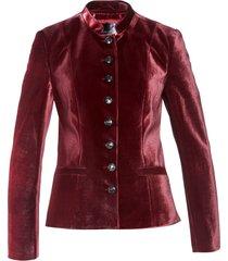 blazer in velluto (rosso) - bpc selection premium