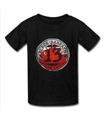black sabbath thirteen t shirt