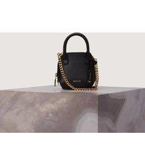 matt & nat gessi micro small crossbody bag, black