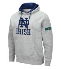 colosseum men's notre dame fighting irish big logo hoodie