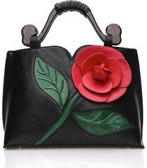 borsa a tracolla in pelle con tracolla in cuoio sintetico per donne in stile brenice