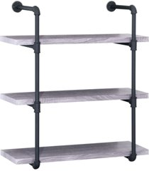 henley 3-tier wall shelf