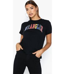 wrangler high rib regular tee t-shirts