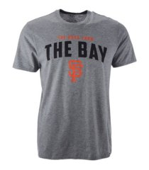 '47 brand san francisco giants men's club logo t-shirt
