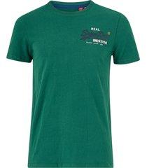 t-shirt vintage logo racer tee
