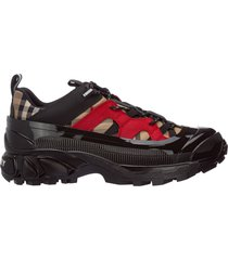 scarpe sneakers uomo in nylon arthur