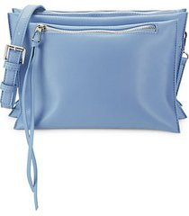 maisie tiered pouch crossbody bag