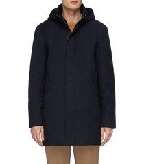 'thorin' hooded twill parka