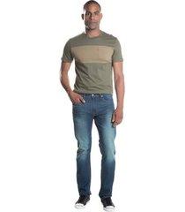 calça jeans 513 slim straight levis