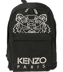kenzo spring embroidered backpack