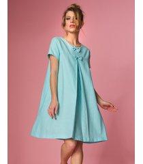 sukienka sin błękit