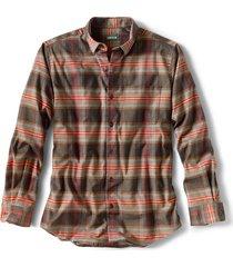 cotton/merino performance long-sleeved shirt - tall