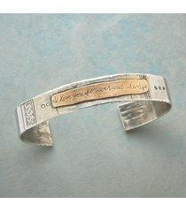 jes maharry love note cuff bracelet