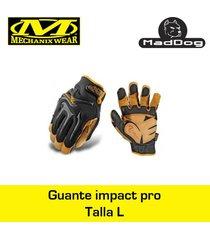 guante impact pro mechanix