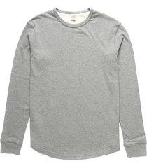 deus grijze sweater