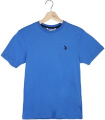camiseta azul royal us polo assn