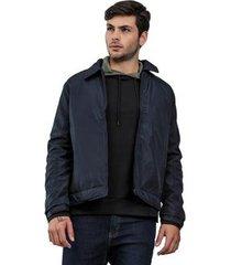 jaqueta bolsos tng masculina