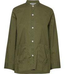 arc shirt overhemd met lange mouwen groen hope