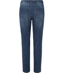 jeans in bikerstijl van emilia lay denim