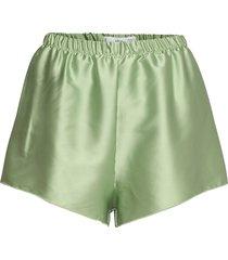 ana shorts flowy shorts/casual shorts grön mango