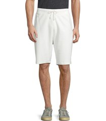 threads 4 thought men's garrett cotton shorts - white - size s
