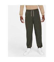 calça nike sportswear style essentials masculina