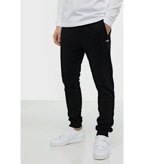 fila men edan sweat pants byxor black