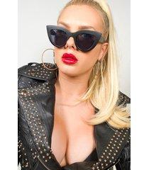 akira taurus oversized sunglasses