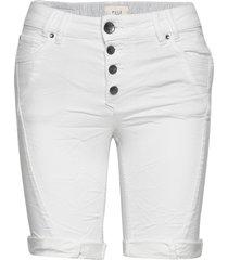 pzrosita shorts shorts denim shorts vit pulz jeans