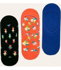 happy socks - stopki hibiscus (3-pack)