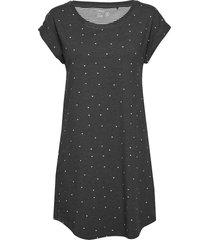 night dress big t elisa aop nattlinne grå lindex