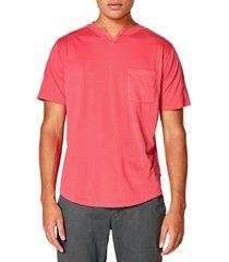 men's good man brand premium cotton t-shirt, size xx-large - pink