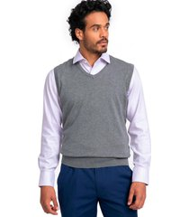 sweater sin mangas carbón arrow