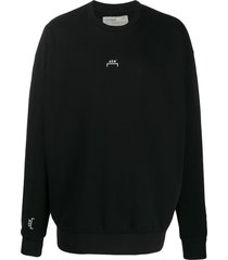 a-cold-wall* software-print sweatshirt - black