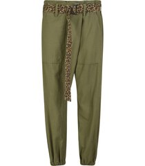 crossover utility drop trousers