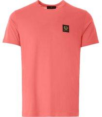 belstaff short-sleeved t-shirt   flare   71140305-40070