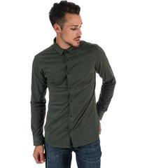 mens antonio plain long sleeve shirt