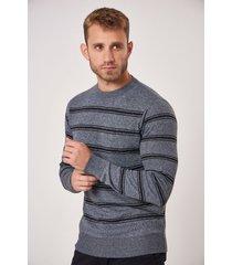 sweater gris el genovés parma