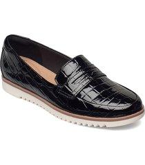serena terri loafers låga skor svart clarks